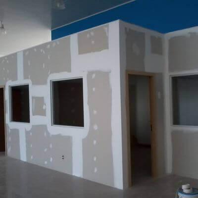 Divisória de Ambiente Drywall