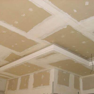 Forro de Drywall