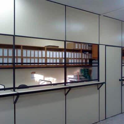 Imagem do Serviço de Divisorias - Alfa Forros